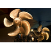 Azipod  propulsion installed on a cruise vessel (Photo: ABB)