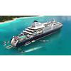 SeaDream's 'Innovation' expedition cruise ship (Photo: Kongsberg)