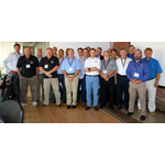 Cox Powertrain, US Distributors Group Photo (Photo: Cox Powertrain)