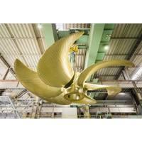 Nakashima Propeller production. © Nakashima Propeller