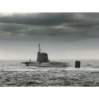 HMS Ambush on Trials: Photo credit Royal Navy