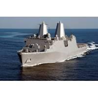 USS Anchorage: Photo credit USN