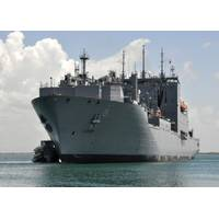 CDI applied its ship design synthesis process and engineering model to US Navy T-AKE ships.