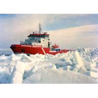 Arctech Icebreaker: Photo courtesy of Arctech Helsinki Shipyard