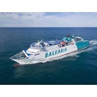 Bahama Mama. Photo: Baleària