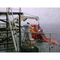LNG Carrier Fisherman Rescue: Photo credit NYK Line