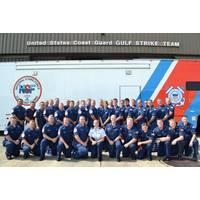 Coast Guard Gulf Strike Team: Photo credit USCG