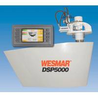 Fin and Control Station for WESMAR's DSP-5000 Wave-Smart Stabilizer (Image: WESMAR)