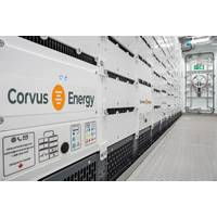 Corvus Orca Energy, the world's most widely deployed maritime ESS, is versatile for a wide range of applications and scalable from 80-10,000 kWh. (Photo: Corvus Energy)