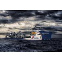 The new Damen dredger featuring Wärtsilä propulsion equipment will be one of the most environmentally sustainable vessels of its type. (Image: Wärtsilä)