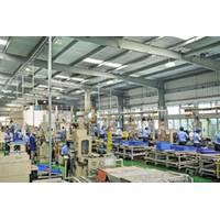 MVDE Diesel engine production plant: Photo credit MVDE