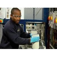Emission control catalyst manufacturing: Image credit Johnson Matthey