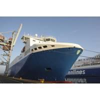 Finnlines vessel: Image Wärtsilä