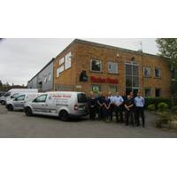 The Fischer Panda UK team at the company's facility in Verwood, Dorset  (Photo: Fischer Panda UK)