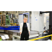 Anna Galoni has been appointed CEO of bearing and seal specialist Thordon Bearings Inc., a Thomson-Gordon Group company. (Photo: Thordon Bearings)