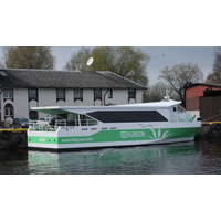 BB Green ferry (Photo: Leclanché)