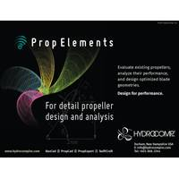Image HydroComp PropElements