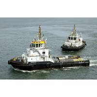 File Image: Two previous KST Tug deliveries by Keppel. (CREDIT: Keppel)