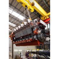 M46DF Engine: Photo credit Caterpillar