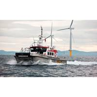 Marex OS II-CPP: Optimized for applications with controllable pitch propellers, such as wind farm service vessels.
