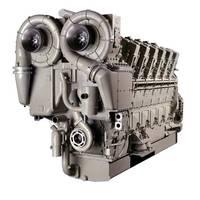 V250 marine engine: Image credit GE Marine