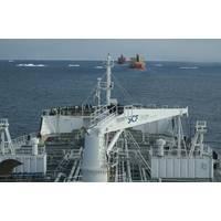 SCF Amur in Northern Sea Route Convoy: Photo credit Gazprom