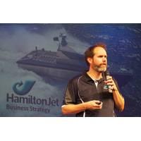 Ben Reed (Photo: HamiltonJet)