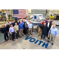 Photo: Voith GmbH & Co