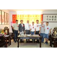 Pictured in Guangdong at the signing of the contract for the MAN 48/60CR engine (Photo: MAN Energy Solutions)