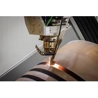 QuantiServ laser cladding (Photo: Wärtsilä)