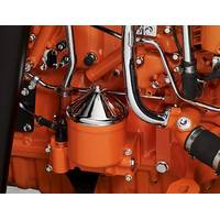 Scania engine detail: Image courtesy of the manufacturers