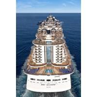 MSC Seaside. Image: MSC Cruises