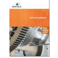 Supplier's Handbook: Image credit Wärtsilä