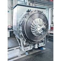 TCA66 on the MAN Turbocharger assembly line (Photo: MAN Diesel & Turbo)