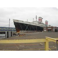 SS United States: Photo credit Wikimedia CCL