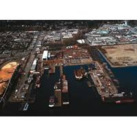 Vancouver Shipyards: Photo credit Vancouver Shipyards Inc.