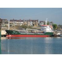 World Fuel Services' new 2200cbm capacity cargo vessel, Lizrix (Photo: WFS)