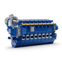 Wärtsilä 46DF Engine: Image courtesy of the manufacturers