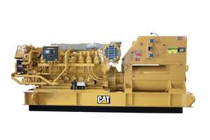 Cat 3512 Diesel Electric Propulsion (DEP) Generator Set