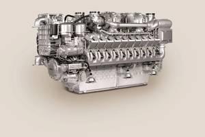 MTU 20V 4000 M93L