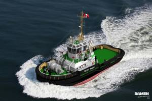 ASD Tug 2810 - Artist Impression Courtesy Damen