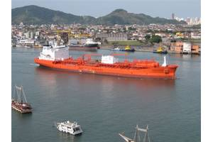 Bow Clipper is the first of Odfjell's tankers to be upgraded (Photo: Odfjell)