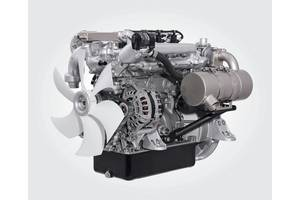 The new 4H50 was converted for maritime applications