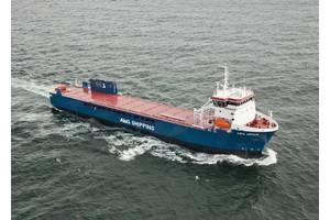 M/V Abis Dover: Photo credit Alwijnse Marine Systems
