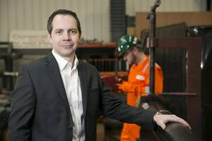 John Fraser Coretrax global business development director Photo courtesy Coretrax