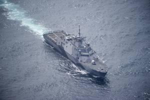 USS Freedom (LCS 1) (Photo: U.S. Navy)
