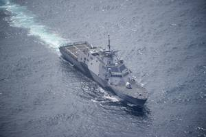 USS Freedom (LCS 1) (Photo: U.S. Navy)