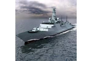Type 26 Global Combat Ship (Image: GE)