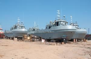 Haig-Brown photos courtesy of Cummins Marine
