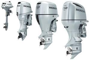 Honda Outboard Engines: Image credit SCIBS